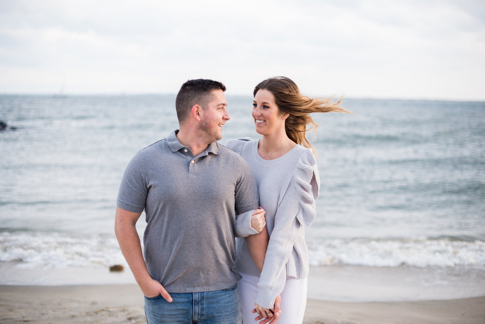 Sunset Beachside Anniversary Pictures