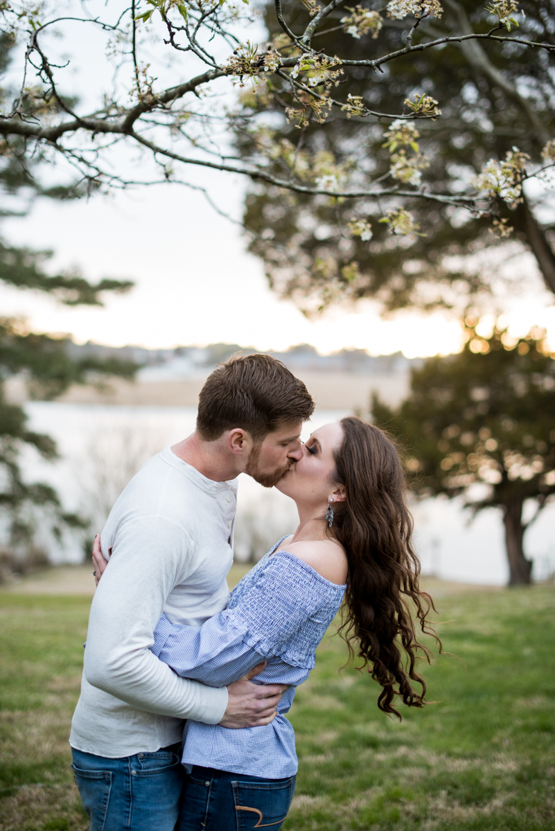 Spring Virginia Engagement Session