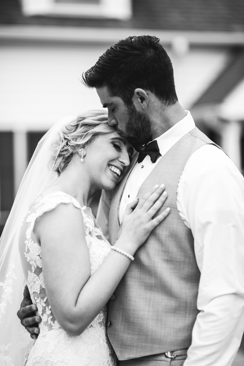 Classic Bride and Groom Portraits