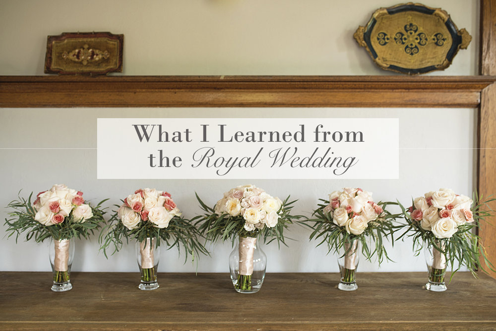 What I Learned from the Royal Wedding