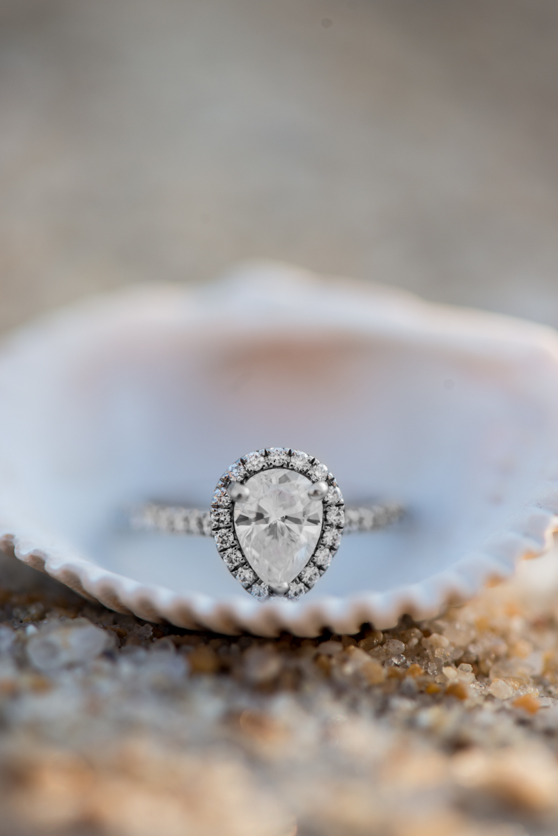 Seashell Ring Shot