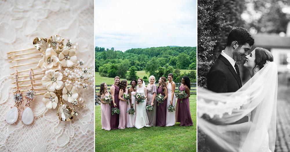 James Monroe Highland Wedding Charlottesville Wedding Photographer