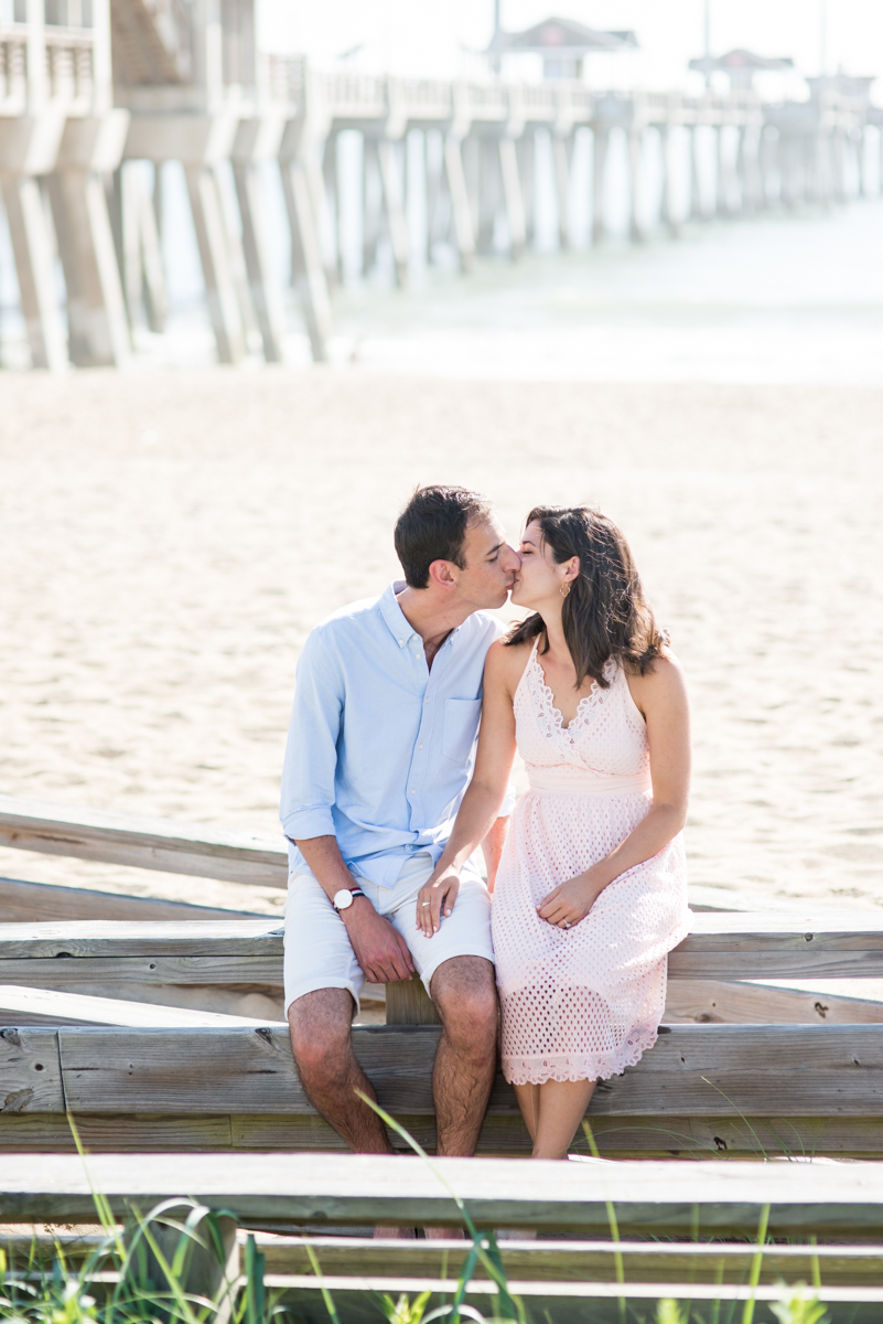 Outer Banks Summer Engagement Session