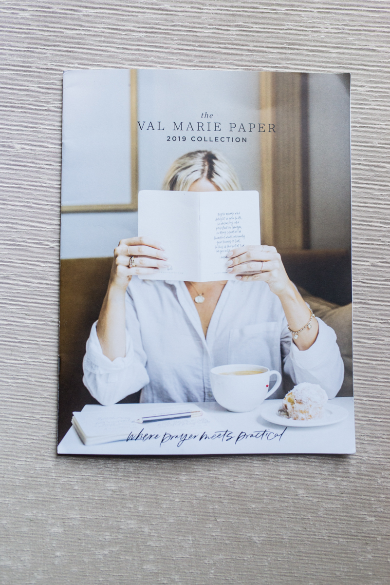 Val Marie Paper Catalog