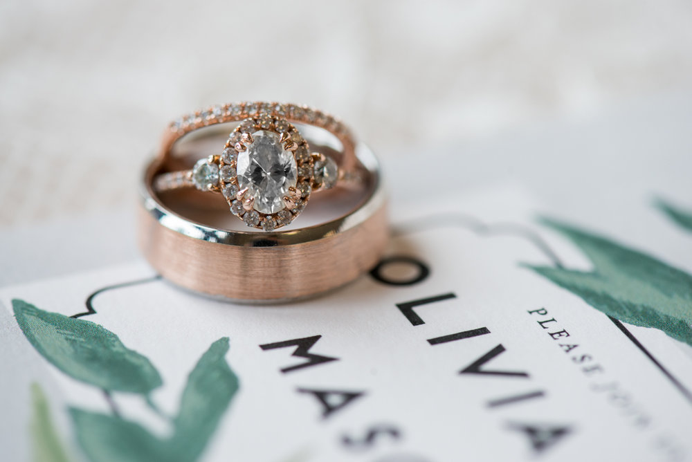 Best Creative Rose Gold Ring Pictures