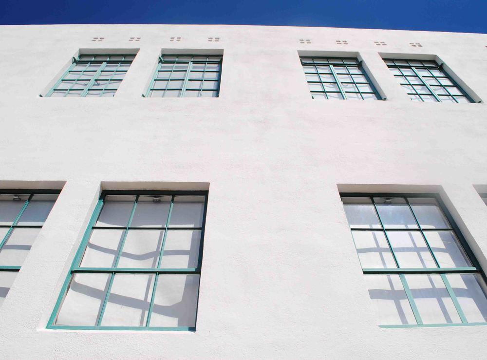 Marfa windows.