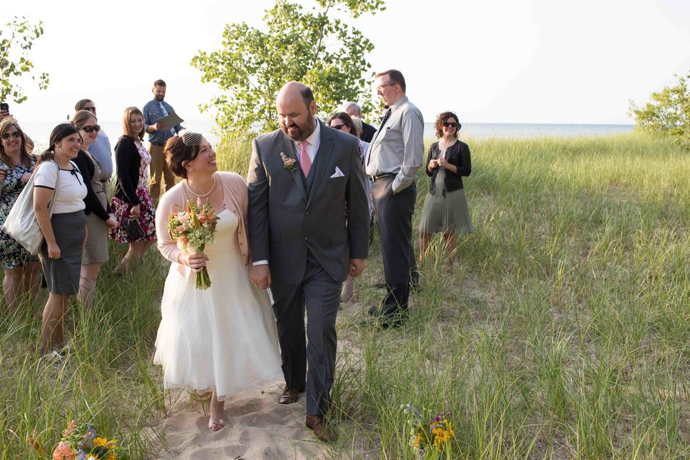 Christina and Robert--married in a July Pop Up wedding and are now friends. Such is the case when we throw these Pop Up weddings. How adorable are they?