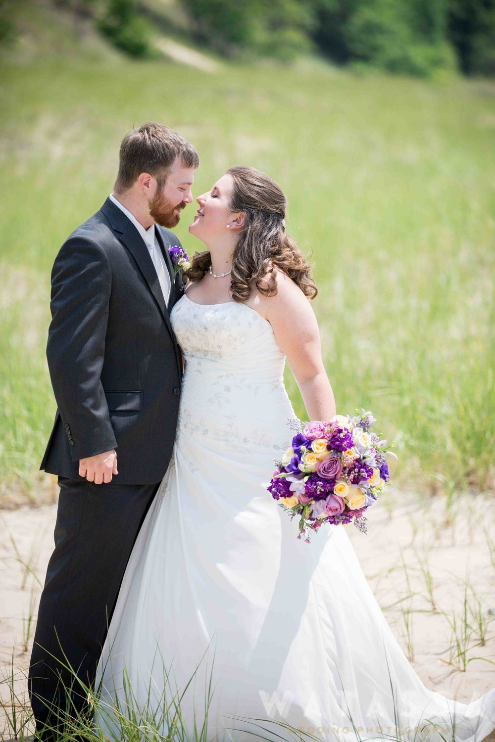 Leah and Nick were high school and then college sweethearts. They were married in Muskegon (where they both grew up) and we had a rock solid amazing day with these two.