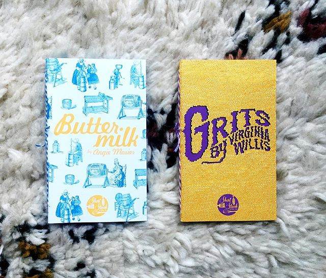 Cookbooks dedicated solely to two of my favorite items, buttermilk and grits? Yes. All the yes. #midwestisbest #chicago #thatsdarling #darling #liveauthentic #livefolk #darlingweekend #eatlocal #cookingstories #mywestelm #cook #southerncooking