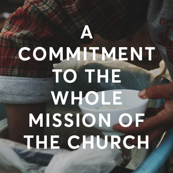 We have always been involved in missions both home and abroad. We understand that to involve evangelism, Christian formation as well as benevolent ministries of compassion and justice. We seek to follow the great commission (go and make disciples) and the great commandment (love your neighbor as yourself).