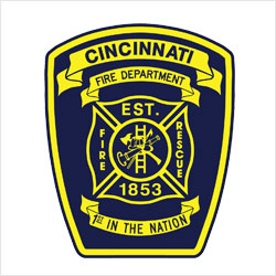 Cincinnati Fire Department 430 Central Avenue Cincinnati, OH 45202  513-352-6220