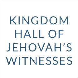 Kingdom Hall of  Jehovah's Witnesses 515 Elberon Ave. Cincinnati, OH 45205
