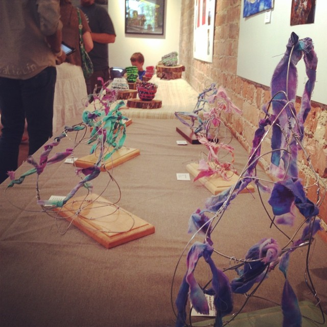 Summer Art Studio 2014 show! Price Hill has some pretty creative kids!