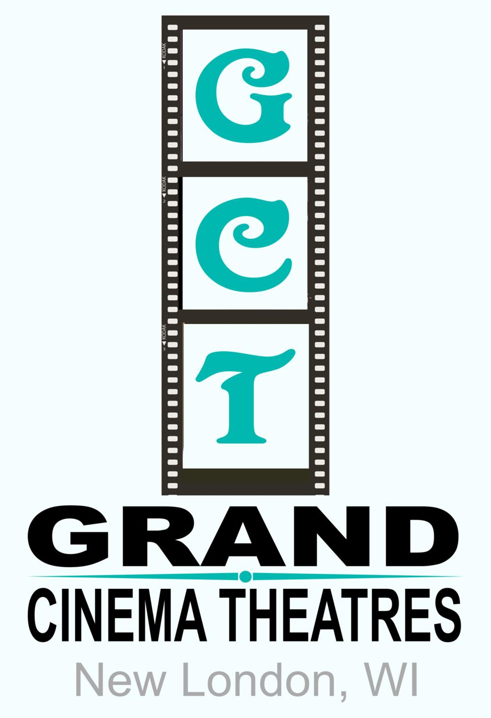 Menu Grand Cinema Theatres