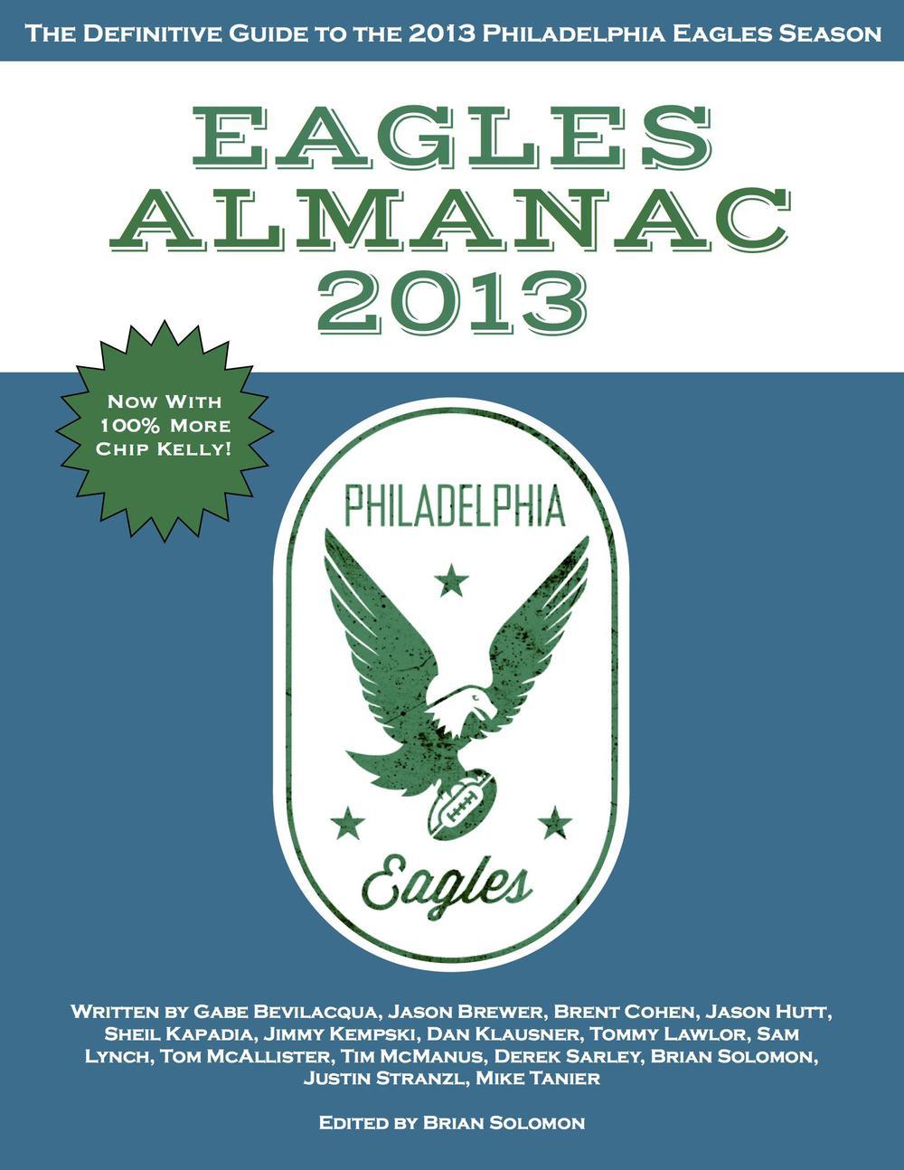 Eagles Almanac 2013 cover.jpg