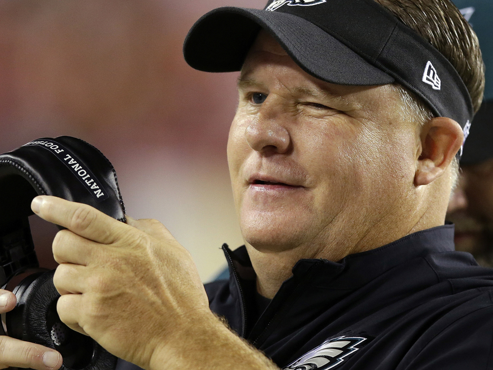 How The NFL Chewed Chip Kelly Up And Spit Him Out