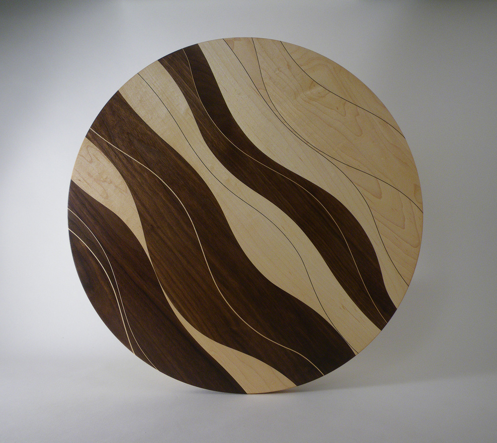 "The Lazy Susan. 20"" diameter. Perfect as a centerpiece of a large dining table"