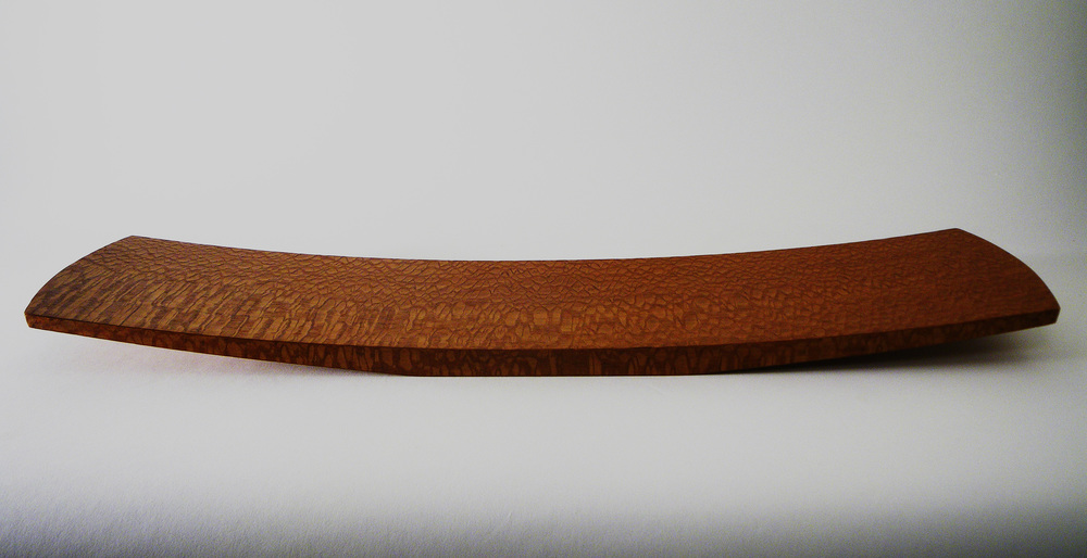 Lacewood Platter.