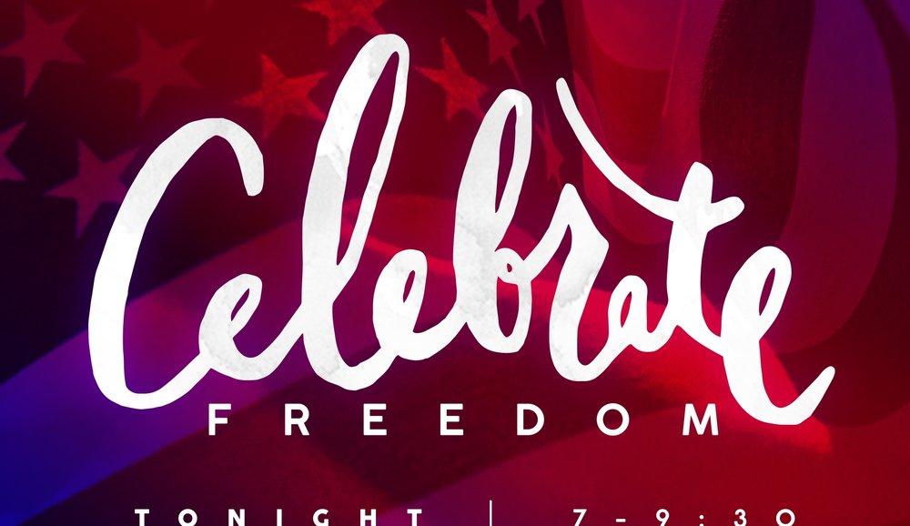 Slide - Celebrate Freedom 2018