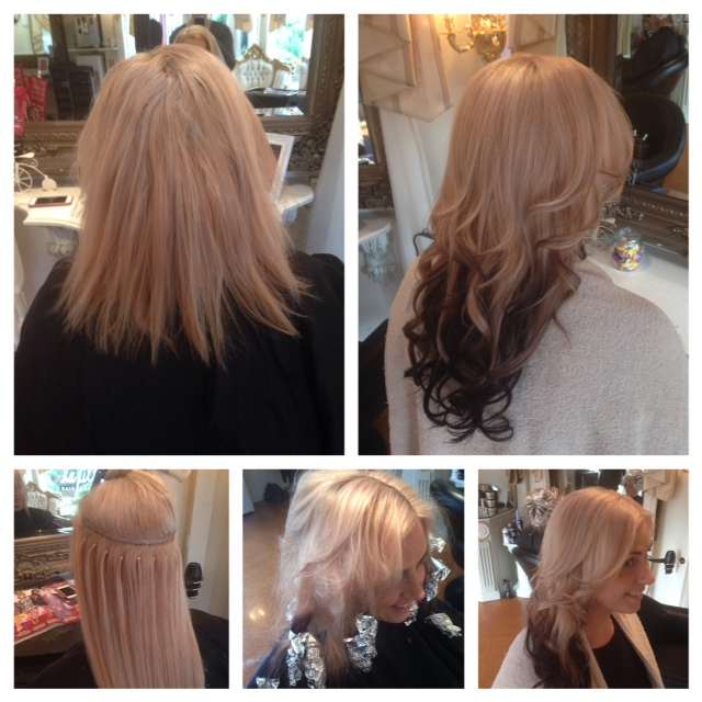 #Perfect ColourMatching #LongBeautifulHair #AmazingQuality