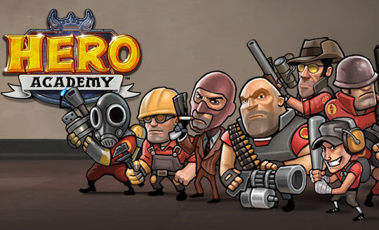 Hero Academy for PC (Must have a Steam account to receive)
