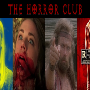 The horror club blog