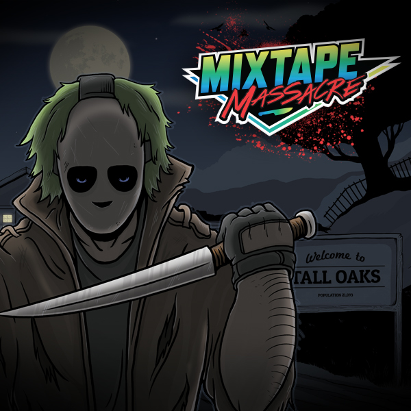 Mixtape Massacre - the killer board game