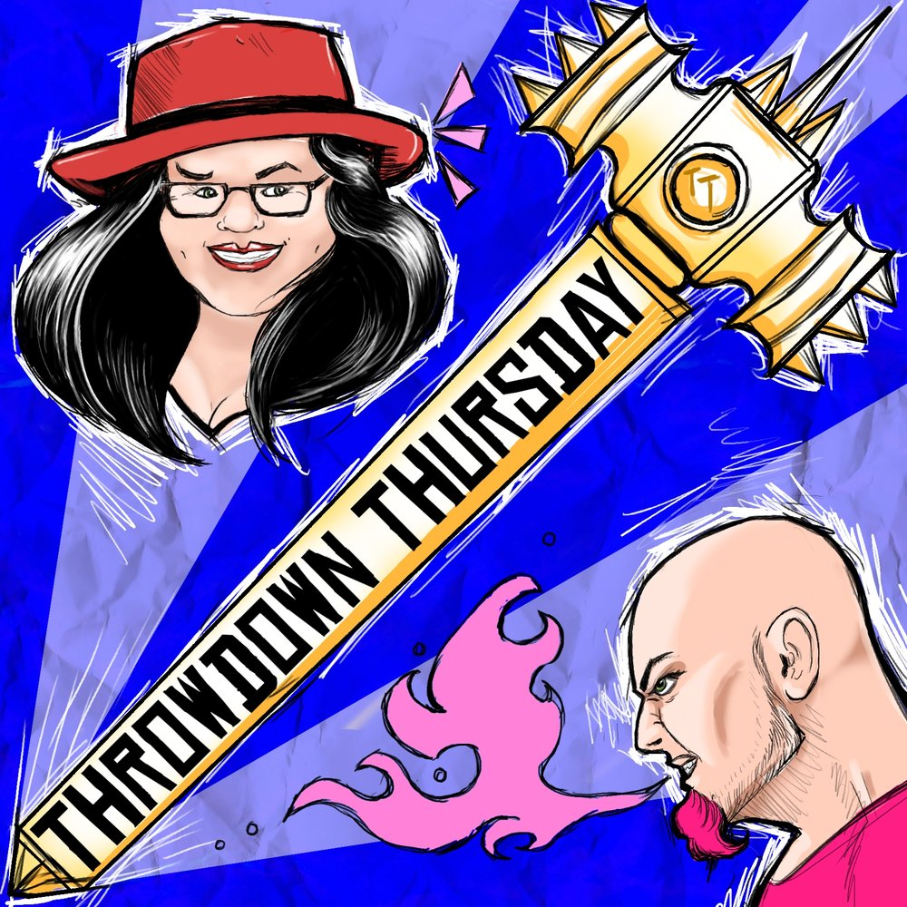 Throwdown Thursday Podcast