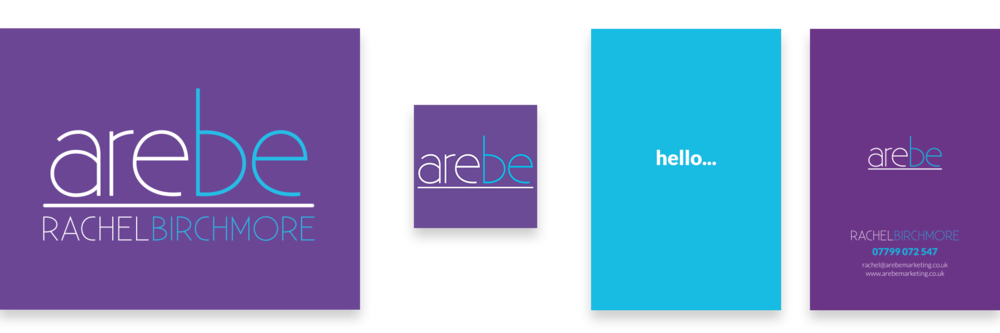 arebe marketing branding elements