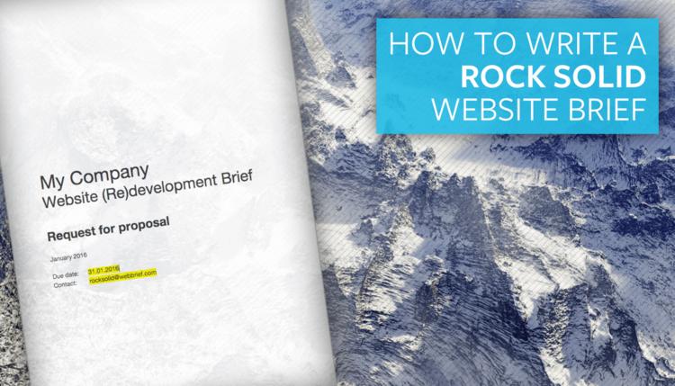 How to write website