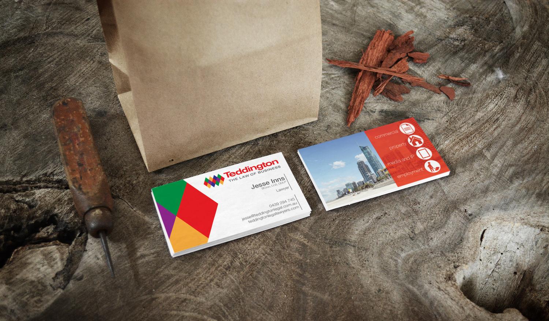 Teddington legal business card design jesse dylan inns a sneak peek of new business cards im working on for teddington legal gold reheart Choice Image