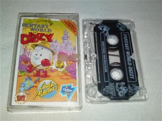 This was the cassette I had for my Amstrad... epicness was contained inside!