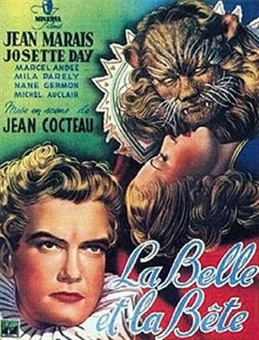 La Belle et la Bete... a beautiful film that asked you to harken back to your innocence as a child- where anything was possible.