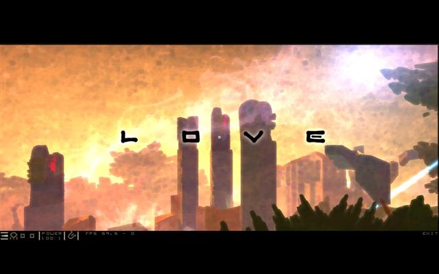 Love is a game made by one man with a vision. A free MMORPG, this game is a beautiful piece of work.