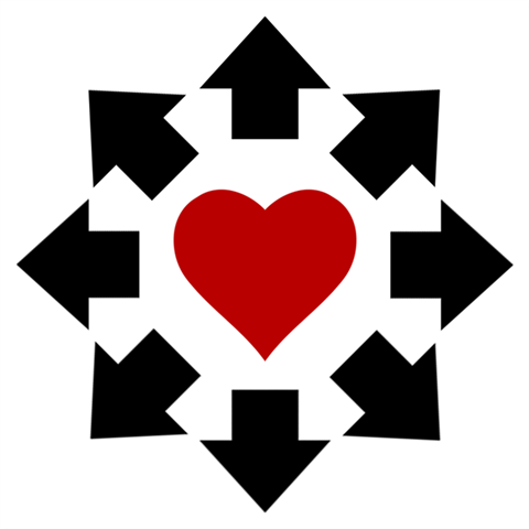 The Heart of Gaming logo