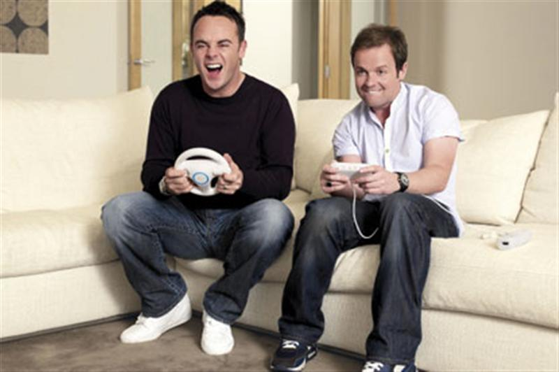 Ah, those twee Wii adverts- it really was marketed as a social games console.