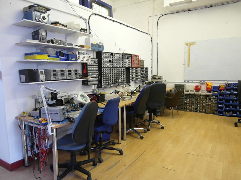 Hackspace Electronics Workshop