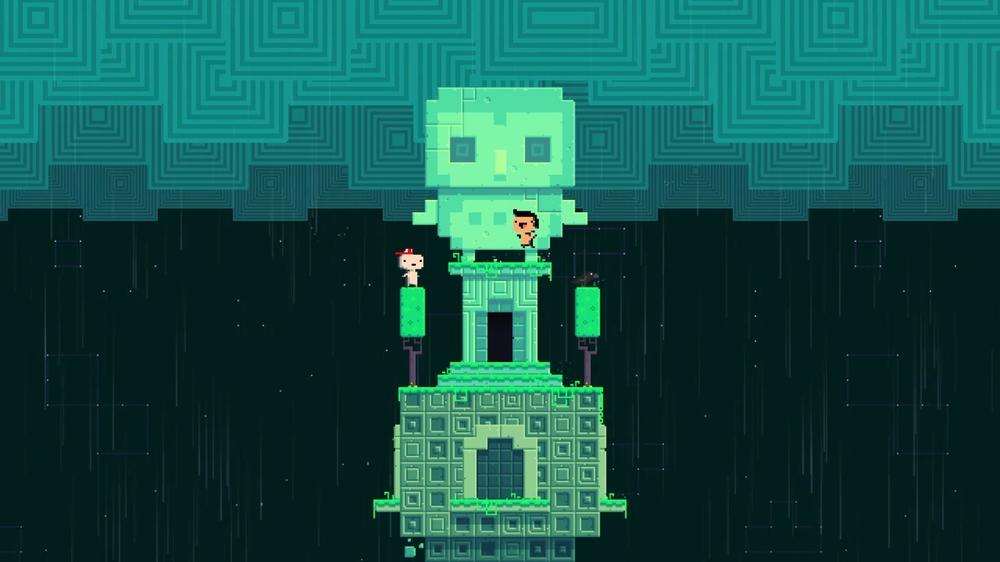 The Dead Pixel Fez