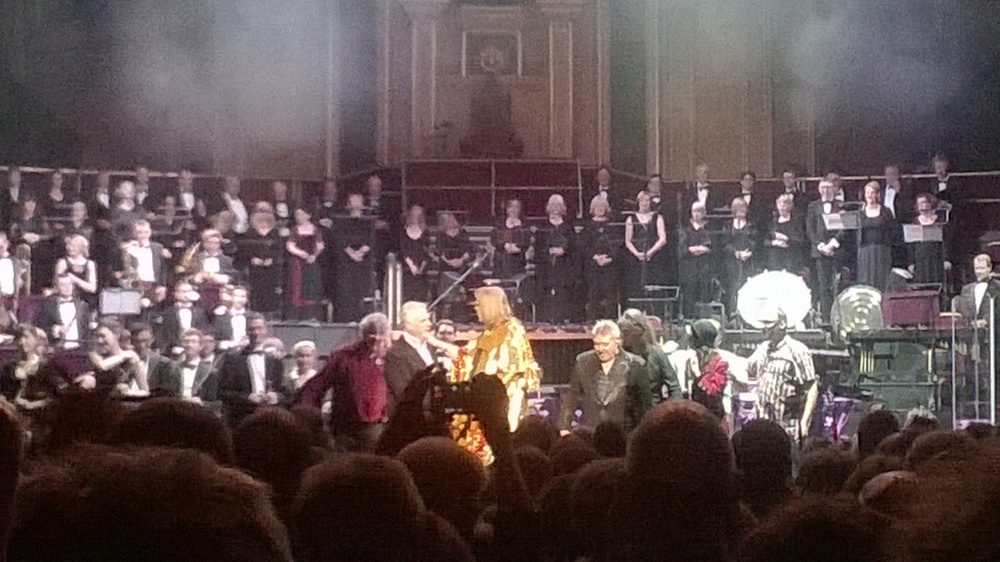 Rick Wakeman Royal Albert Hall