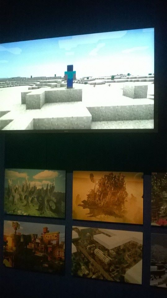 Minecraft is a phenomenon!