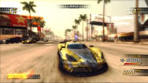 Burnout Revenge, a great multiplayer racer.