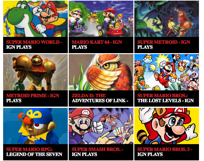 IGN 125 years of Nintendo