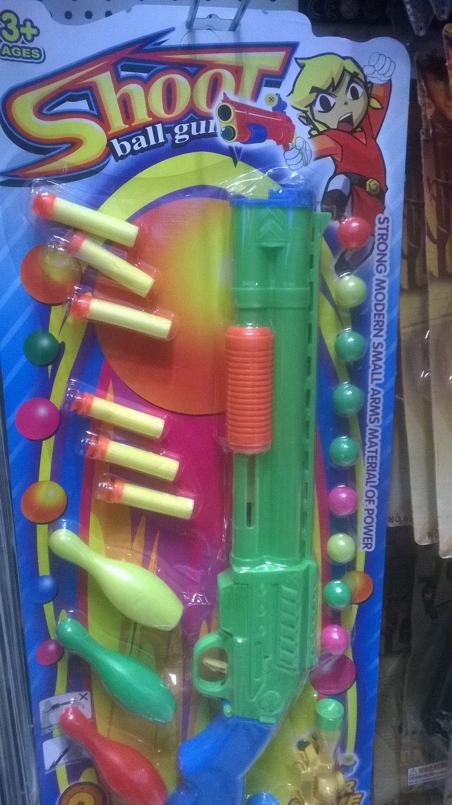 Shoot Toy Gun Set