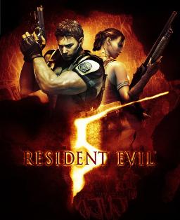 Resident Evil 5- Leon Kennedy
