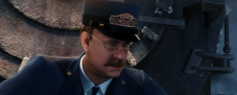 Tom Hanks looked scary in the Polar Express, the uncanny valley strikes again!