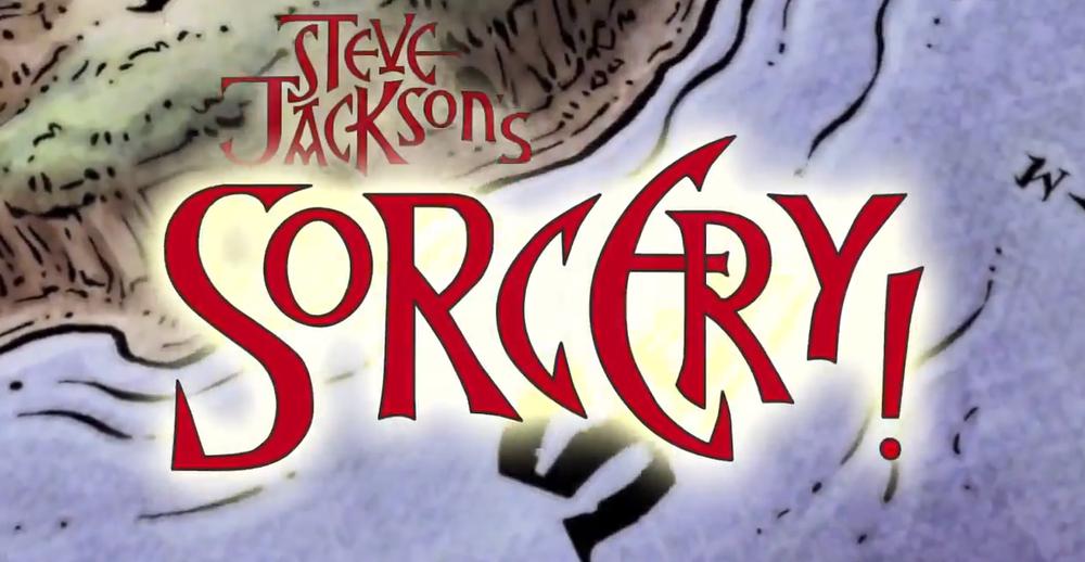 Steve Jackson's Sorcery
