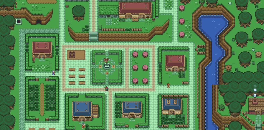 Zelda Livemap