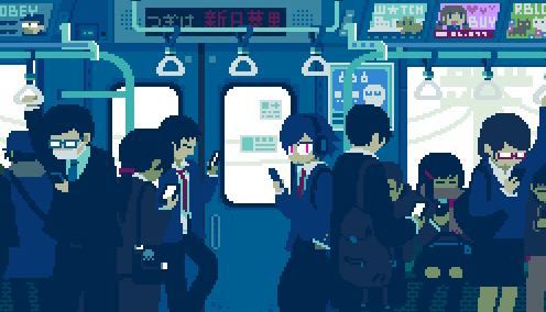 8-bit Japanese Life