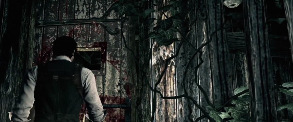 There is plenty of tension and gore in The Evil Within
