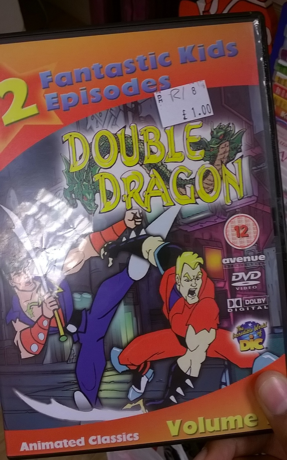 Not sure I'd call it a classic animation, classic game definitely!